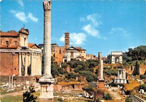 Roman Forum Roma Italy Unused