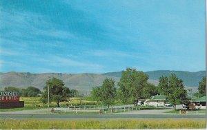 Ranch Motor Hotel Motel Highway 30 Baker Oregon