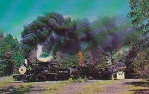 Reader Railroad 108 Prairie Type Locomotive at Ames Arkansas