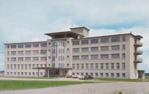 LA SARRE , Quebec , Canada , 1975 ; L'Hopital St-Francois
