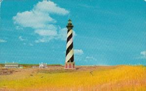 Cape Hatteras Lighthouse Hatteras Island North Carolina 1960