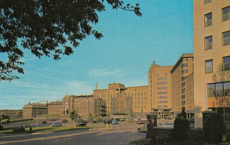 CHICOUTIMI , Quebec , 1950-60s ; L'hopital Hotel-Dieu St-Vallier