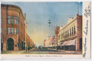 8th Ave, Calgary, Alta