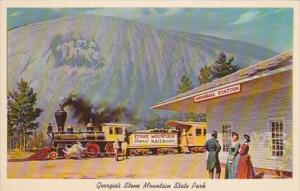Stone Mountain Scenic Railroad Georgia