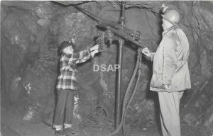 A90/ Ripley Hancock Michigan Mi Photo RPPC Postcard c40s Arcadian Copper Mine