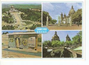 Postal 034025 : Braga - Sameiro