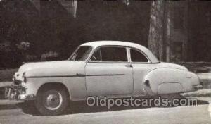 1949 Chevrolet Style line 6 Passenger Coupe Automotive, Autos, Cards Old Vint...