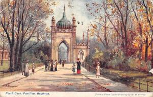 Brighton, Pavilion, North Gate (East Sussex) W.H. Borrow
