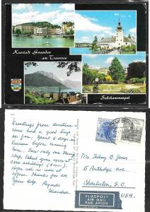 Austria, Salzkammergut Lake District, used