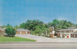TUPELO , Mississippi, 1950-60s ; Motel Carro