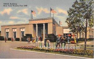 YMCA Building, World's Fair 1940 - New York City, NY
