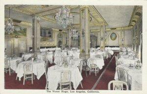 LOS ANGELES, California, 1900-10s ; The Victor Hugo