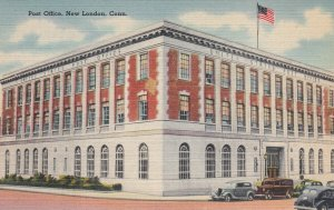NEW LONDON, Connecticut, 1930-40s; Post Office