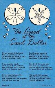 The sand dollar Legend Unused