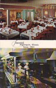 Illinois Algonquin Jimoninis Restaurant