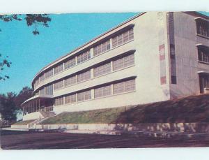 Pre-1980 BUILDING SCENE Des Moines Iowa IA AE8359
