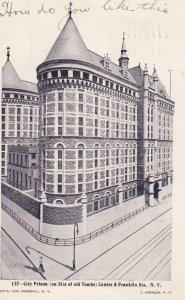 NEW YORK CITY , 1905 ; City Prison