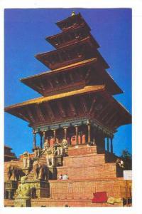 NEPAL, 50-70s : Nyatapola Temple , Bhaktapur