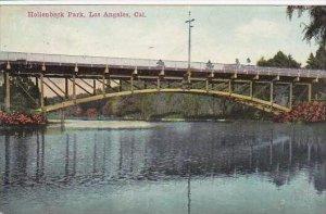 California Los Angeles Hollenbeck Park