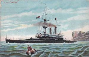 Warship , 00-10s : H.M.S. TRAFALGAR