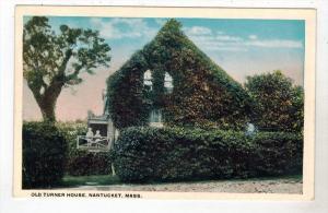 Massachusetts  Nantucket  The Turner House