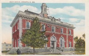 ANNAPOLIS , Maryland , PU-1939; Post Office
