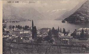 Primo Bacino, Lago di Como (Lombardy), Italy, PU-1919
