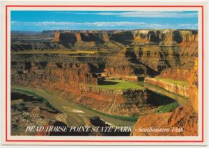 DEAD HORSE POINT STATE PARK, Southeastern Utah, unused Postcard