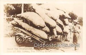 Uncle Hod Overloaded, Home of Bob Burns Van Baren, Arkansas, USA Postcards Po...
