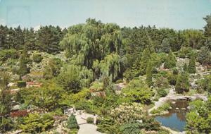 Rock Garden at the Royal Botanical Gardens - Hamilton, Ontario, Canada