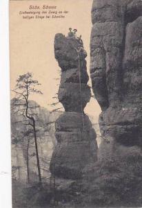 Sachs. Schweiz , Germany , 00-10s Climbing