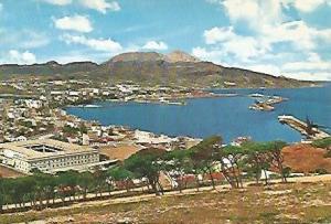 POSTAL 55609: CEUTA. Puerto