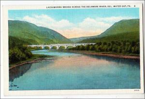 Lackawanna Bridge, Delaware River PA