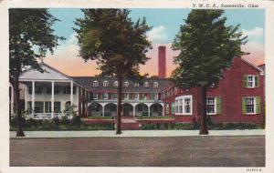 Y.M.C.A. Building, ZANESVILLE, Ohio, 30-40s