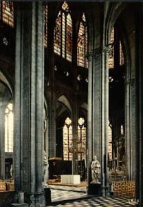 POSTAL 61610: Catedral de Tournai