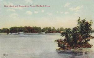 Dog Island and Connecticut River, Hartford, Connecticut, 00-10s