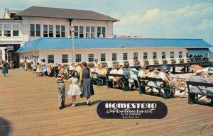OCEAN GROVE , New Jersey , 1950-60s ; Homestead Restaurant