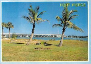 Bridge over Inland Waterway - Fort Pierce, Florida