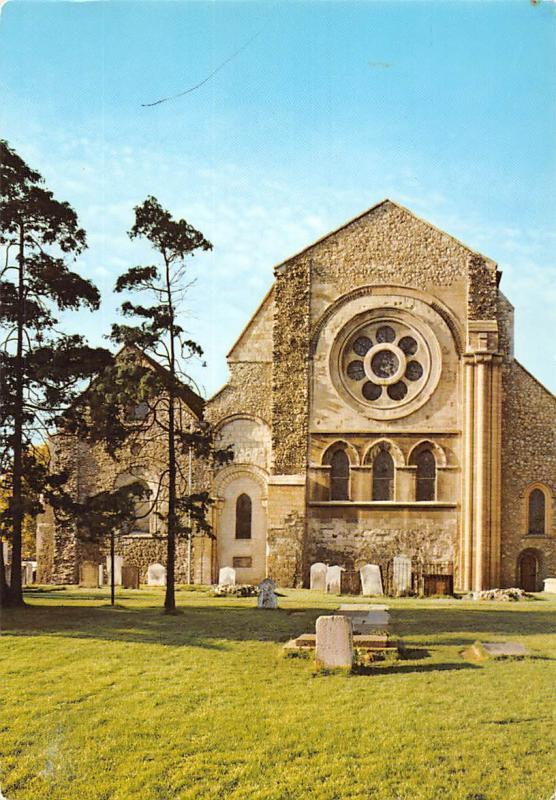 East End , Waltham Abbey Essex King Harold's Réputé Burial Place