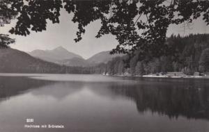 RP: Hechtsee mit Brunstein , Austria , 30-40s