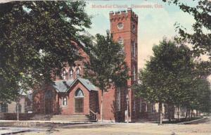 Exterior, Methodist Church,Desoronto,Ontario,Canada,PU-00-10s