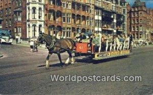 RB 101 Horse Tram Isle of Man UK, England, Great Britain Unused