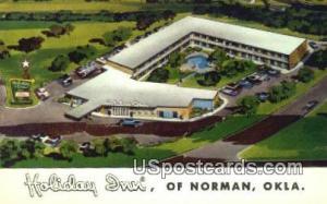 Holiday Inn Norman OK Unused