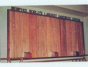 Pre-1980 LUMBER PRODUCTS DISPLAY Memphis Tennessee TN AF2560
