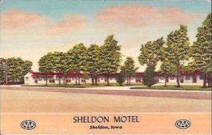 IA Sheldon Sheldon Motel