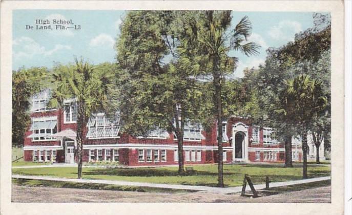 Florida Deland The High School