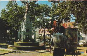 Monument of Faith, Parade Ground, Ville de Quebec, VILLE DE QUEBEC, Quebec, C...