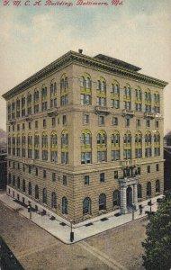 BALTIMORE, Maryland, 00-10's; Y.M.C.A. Building
