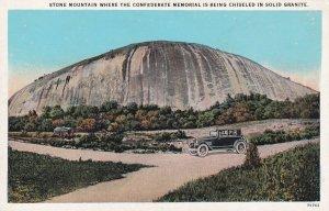ATLANTA, Georgia, 1900-1910's; Stone Mountain