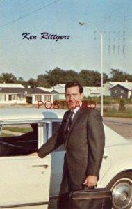 ELECT DEMOCRAT KENNETH W. RITTGERS 2nd District IOWA State Representative 1968